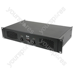 Q Series Stereo Power Amplifiers - Q1000 2 x 500W