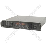 PLX2800 power amplifier, 2 x 1050W @ 4 Ohms
