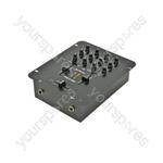 Pro-2 MKII DJ Mixer 2-Channel