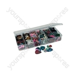 Guitar Plectrum Set 600 pieces