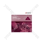 Bass Guitar String 4 Set 0.04