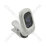 Chromatic Clip-on Metro Tuner