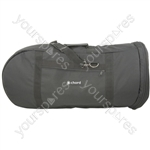 Musical Instrument Carry Cases - Tuba Bag Flat - PB-TUBEF