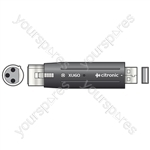XLR - USB adaptor interface