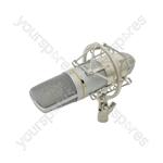 SCM Series Studio Condenser Microphones - SCM2 - cardioid