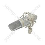 USB Studio Condenser Microphone - CCU2