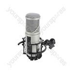Studio Microphone with USB Audio Interface - CU-MIC