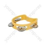 Mini D Tambourines - - yellow - MTM-YW