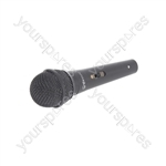 DM11S dynamic microphone - silver