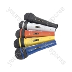 DM5X set of 5 coloured mics