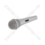 DM11 Dynamic Microphone - DM11S - silver