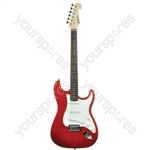 Electric Guitars - CAL63 Metallic Red - CAL63-MRD