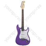 CAL63 Electric Guitars - Purple - CAL63-PPL