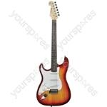 CAL63 Electric Guitars - CAL63/LH Cherryburst - CAL63/LH-CS