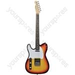 CAL62 Electric Guitars - CAL62/LH 3 Tone burst - CAL62/LH-3TS