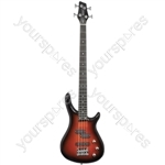 Electric Bass Guitars - CCB90 Sunburst - CCB90-SB