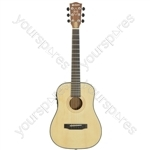 Stanza Series Electro-acoustic Guitars - STW3E 3/4 western