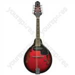 CEM28-RB Electric Mandolin Redburst