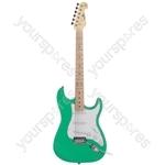 CAL63 Electric Guitars - CAL63M Vintage Green - CAL63M-VGR