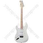CAL63 Electric Guitars - CAL63M/LH Arctic White - CAL63M/LH-ATW
