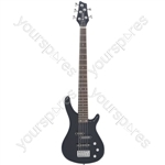 CCB95 Bass Guitar - 5-string - black - CCB95-BK
