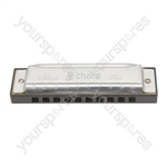Blues Ten Harmonica G