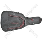 Deluxe Electric Guitar Soft Padded Gig Bag