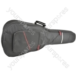 Soft Padded Guitar Gig Bags - Western - GB-WB1