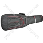 Heavy Duty Soft Padded Guitar Gig Bags - Bass - GB-BP1
