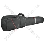 Soft Padded Guitar Gig Bags - Bass - GB-BB1