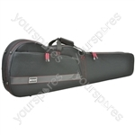 Solid Foam Guitar Cases - Bass - SFC-B1
