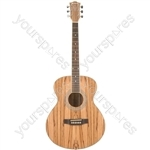NA40S Native sapele acoustic guitar