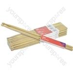 Oak sticks 5AW - 12 pairs
