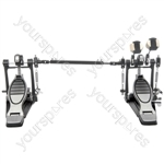 KPB22 double kick drum pedal set
