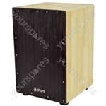 CCAJ44B Beech wood Cajon w/Bag