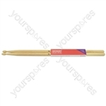 Hickory Drum Sticks - 1 Pair - 7AW - H7AW