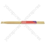 Hickory Drum Sticks - 1 Pair - 5AW - H5AW