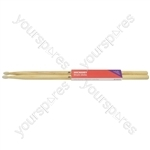 Hickory Drum Sticks - 1 Pair - 2BN - H2BN