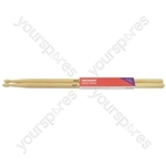 Hickory Drum Sticks - 1 Pair - JAZZ - HJAZ