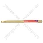 Oak Drum Sticks - 1 Pair - 7AW - O7AW