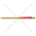 Oak Drum Sticks - 1 Pair - 5AW - O5AW