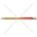 Oak Drum Sticks - 1 Pair - 5BN - O5BN