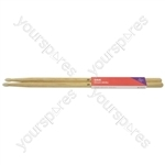 Oak Drum Sticks - 1 Pair - 2BN - O2BN