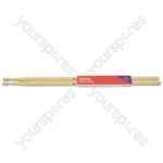 Maple Drum Sticks - 1 Pair - 7AW - M7AW