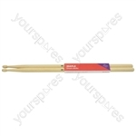 Maple Drum Sticks - 1 Pair - 5BW - M5BW