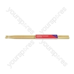 Compact Hickory Drum Sticks - 1 Pair - 5A|W - H5AWC