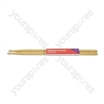 Compact Hickory Drum Sticks - 1 Pair - 5AN - H5ANC