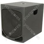 "CLB12A 12"" active subwoofer"