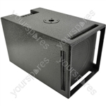 CXB-12A active subwoofer with satellite outputs