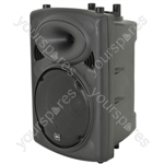 QRK Series Active Moulded Speaker Cabinets - QR10K - 200Wmax